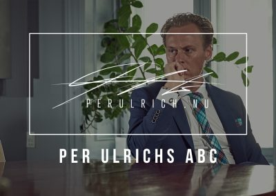 Per Ulrichs ABC – SALGCOACHING   PERULRICH.NU