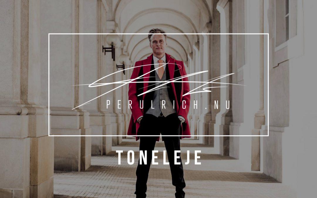 TONELEJE – SALGCOACHING | PERULRICH.NU
